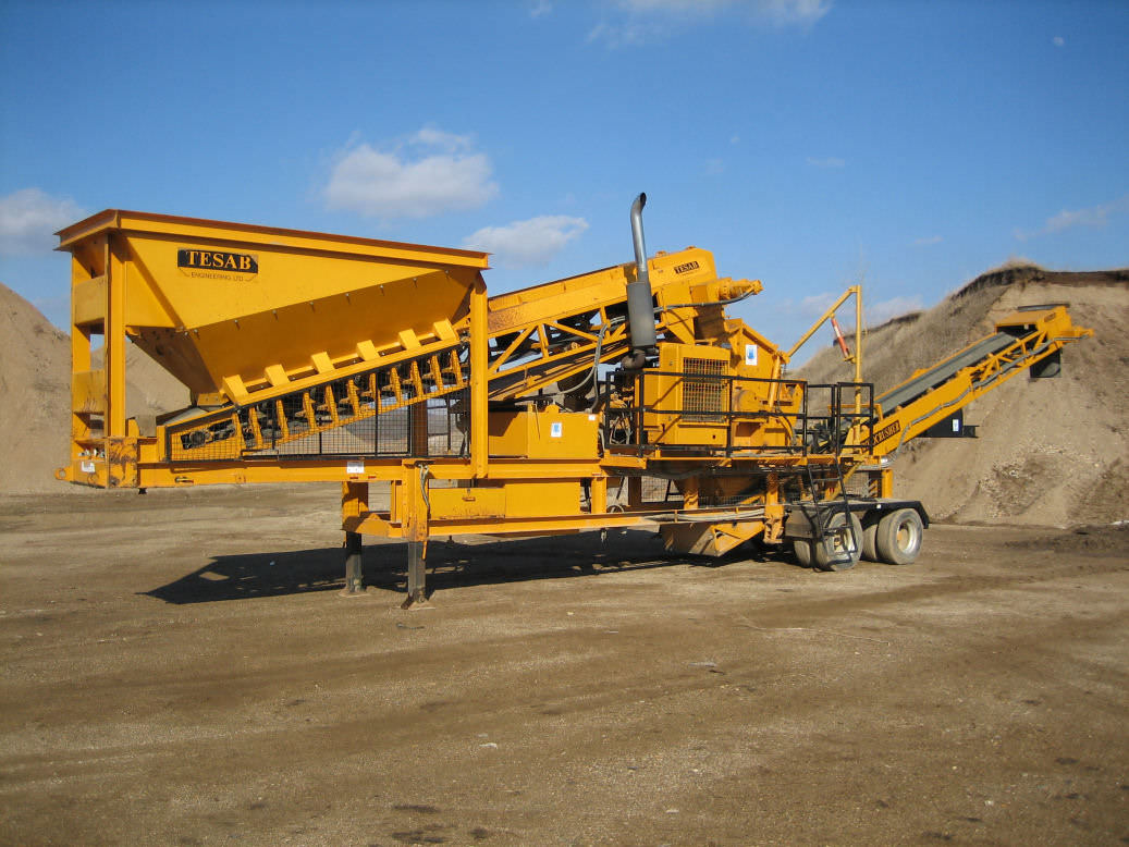 tesab623crusher